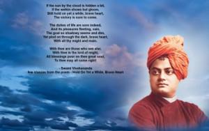Featured Teacher: Swami Vivekananda