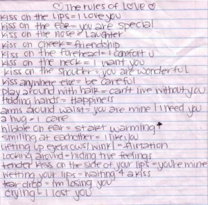 ... my03.comOne of the cutest love letters. Love Quotes and Sayings Album