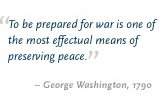 Biography: 1. George Washington