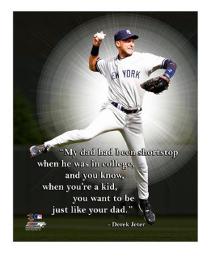 Displaying (20) Gallery Images For Derek Jeter Quotes...