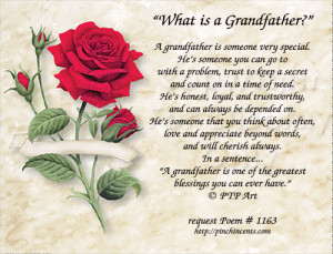 Grandpa From Granddaughter Quotes
