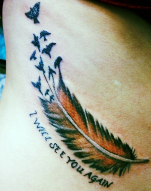 tattoo I got for my uncle that passed away. In memory of Kevin ...