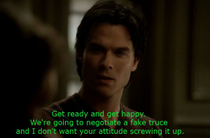 Which of Damon's many unforgettable quotes from the third season of ...
