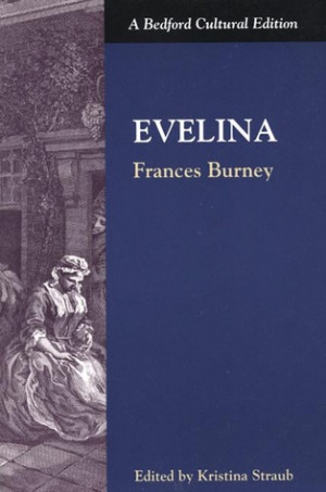 """Start by marking """"Evelina"""" as Want to Read:"""