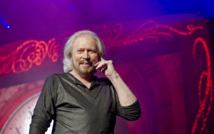 Barry Gibb The Review