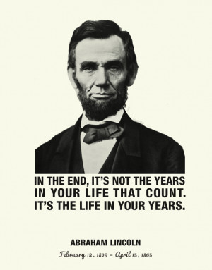 Famous Happy Birthday Quotes and Sayings - In the end, it's not th ...
