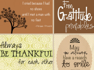 of my favorite quotes and sayings about giving thanks and best of all ...