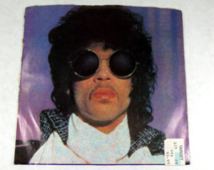 Prince Vinyl 45, When Doves Cry 7&q uot; 1984 ...