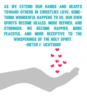 ... service to others? Free download from LDS Nest #lds #ldsyw #ywidea #