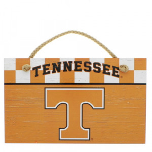 University of Tennessee Wooden Sign