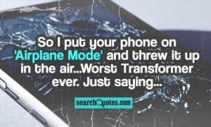 Funny Cell Phone Quotes
