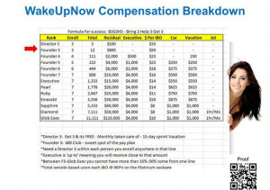 Thread: Wake Up Now - TeamBuild. Get 3 referral for earn up $100.00 to ...