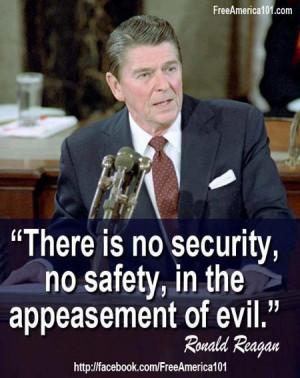 Ronald Reagan: