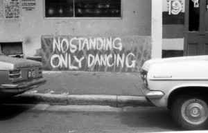 black, black and white, car, cute, dance, dancing, funny, love, old ...