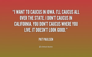 Pat Paulsen Quotes