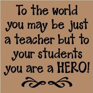 Inspirational Teacher Quotes, Teaching quotes