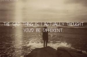 Sad break up love quotes
