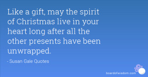 Recently Added Christmas Quotes