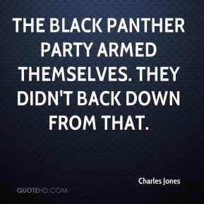Black Panther Party Quotes