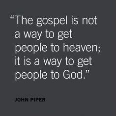 John Piper More