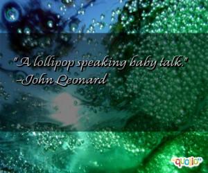 Lollipop Quotes