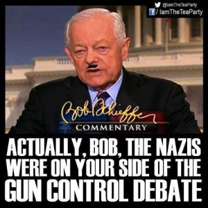 Obama declares war on NRA, CBS Bob Schieffer obeys, compares group to ...