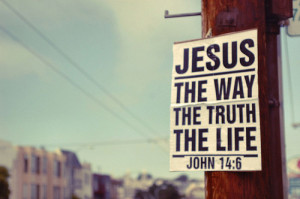 jesus, life, quote, truth, way