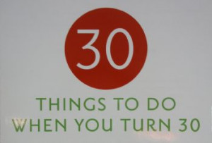 Quotes About Turning 30
