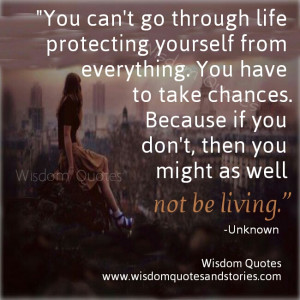 chances quot taking chances quotes and sayings o take chances facebook ...