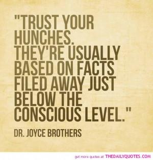 Quotations On Trust Trust quotes