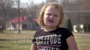 funny GIFs, honey boo boo