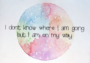 on my way - #quotes #encouragement