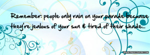 Envious People Quotes