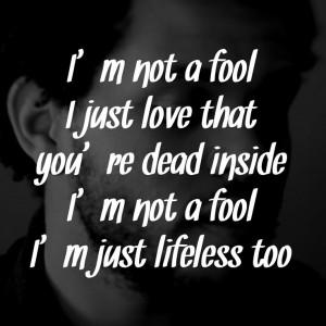 The Weeknd - Belong To The World (Song Lyrics)