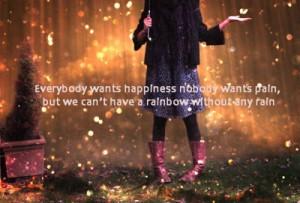 alone, girl, quote, rain, text, typography