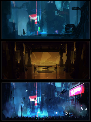 Blade Runner by yousaf-ejaz