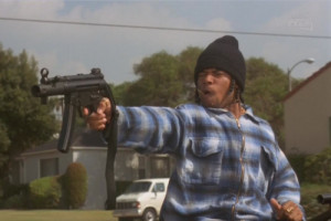 Thread: Don't Be A Menace To South Central While Drinkin Your Juice In ...