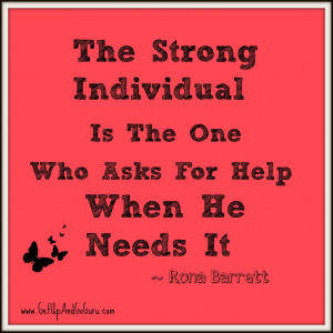 ... To Ask For Help – 5 Simple Tasks You Can 'Outsource' To Help