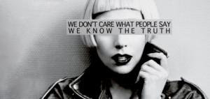 Lady Gaga Quotes - lady-gaga Photo