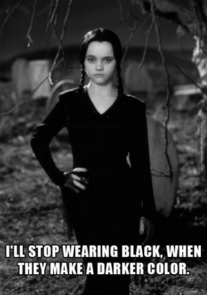 Wednesday Addams Family Memes