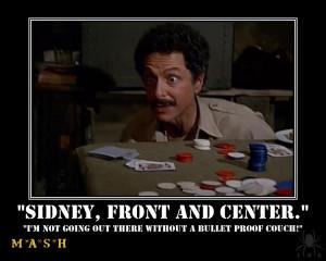 RIP Dr. Sidney Freedman from MASH