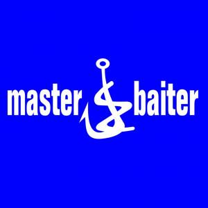 ... MASTER BAITERS TEE Mens funny saying fishing offensive sex humor tee