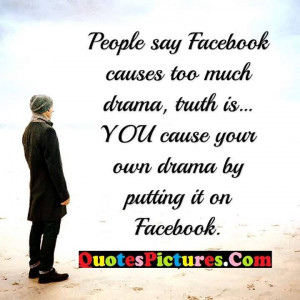 Famous People Quote About Facebook | Quotespictures.com