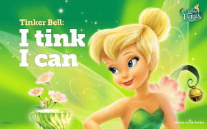 Tinkerbell & the Mysterious Winter Woods Tinkerbell