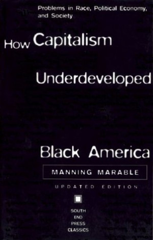 How Capitalism Underdeveloped Black America: Problems in Race ...