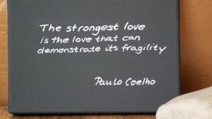 Top Love Quotes of Paulo Coelho