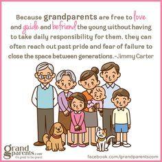 grandparents #grandkids #grandma #grandpa #quotes More