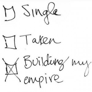 Daily Motivation - Build your empire!
