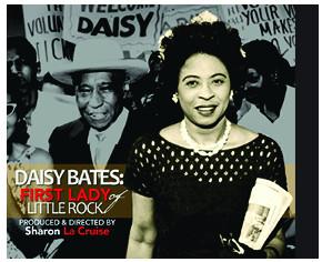 Daisy Bates, Mentor to Little Rock Nine