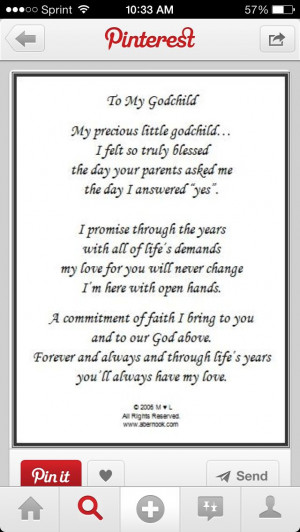 my godson: Godson Gifts, 1St Communion, Godson Quotes, Menu, Godson ...